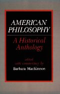 American Philosophy (SUNY Series in Philosophy)