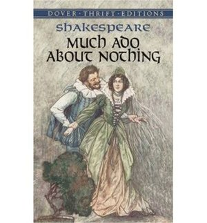 Much Ado About Nothing (Dover Thrift Editions) (Paperback) - Common