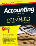 Accounting All-in-One For Dummies (For Dummies (Business & Personal Finance))