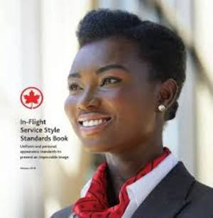 AIR CANADA: Style Standards Overview