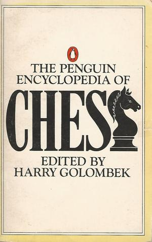 penguin encyclopedia of chess, The