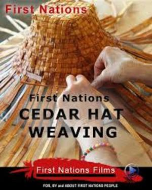 Cedar Hat Weaving