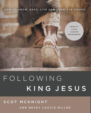 Following King Jesus Workbook