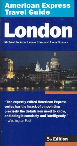 American Express Travel Guide London, 5th Edition