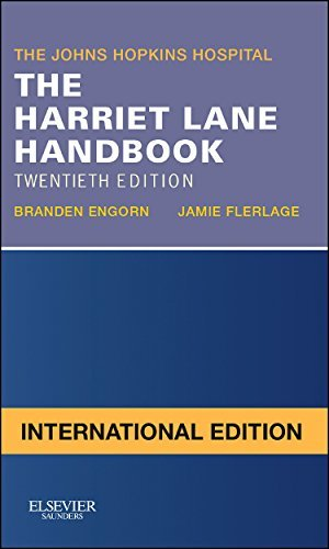 Harriet Lane Handbook (Mobile Medicine), The