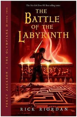 Battle of the Labyrinth (Percy Jackson and the Olympians #4), The