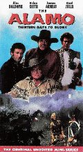 Alamo - Thirteen Days To Glory [VHS], The