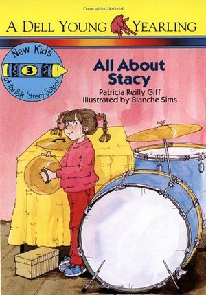 All About Stacy (The New Kids of Polk Street School)