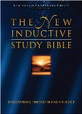 New Inductive Study Bible, The