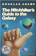 Hitchhiker's Guide to the Galaxy, 25th Anniversary Edition, The