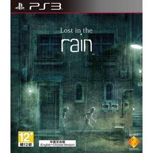 Lost in the Rain [PlayStation 3, PS3, English+Chinese Version, Region Free]