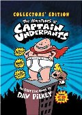 Adventures of Captain Underpants (Collectors' Edition with Bonus CD Included), The
