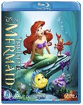 Little Mermaid [Blu-ray]