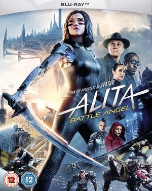 Alita: Battle Angel 2019