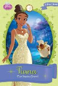 Disney Princess Tiana: The Stolen Jewel: A Jewel Story (Disney Princess Chapter Book)