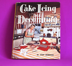 Cake  Icing and Decorating