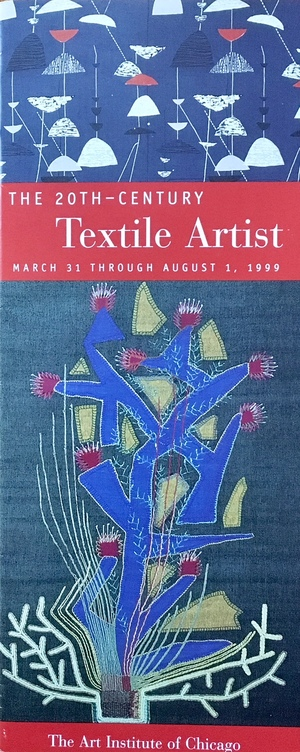 20th-century textile artist, The