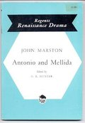 Antonio and Mellida: The First Part (Regents Renaissance Drama Series)