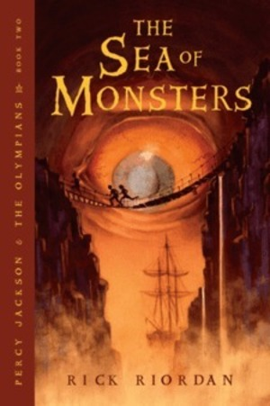 Sea of Monsters (Percy Jackson and the Olympians, Book 2), The