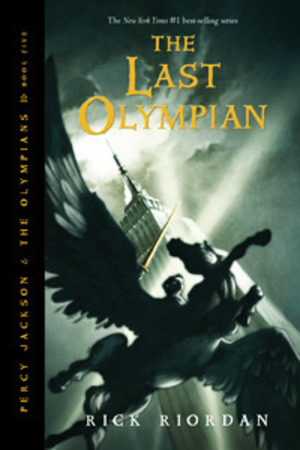 Last Olympian (Percy Jackson and the Olympians, Book 5), The