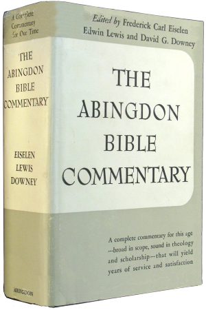 Abingdon Bible Commentary