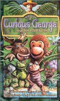 Adventures of Curious George [VHS]