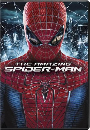 Amazing Spider-Man (+ UltraViolet Digital Copy), The