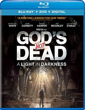 God's Not Dead: A Light in Darkness [Blu-ray+DVD]