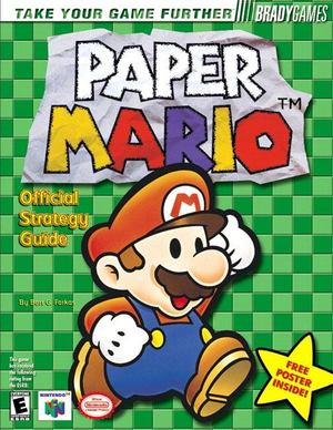 Paper Mario Official Strategy Guide