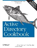 Active Directory Cookbook, 4th Edition