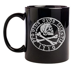 Uncharted Pirate Coin Tasse