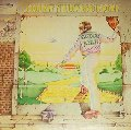 ELTON JOHN Goodbye Yellow Brick Road 2 LP original 1st US pressing 1973 tri-fold w/yellow inner sleeves MCA2-10003