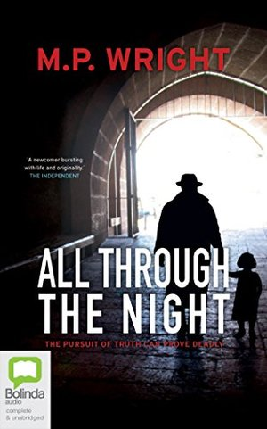 All Through the Night (J.T. Ellington) CD, Unabridged, Audiobook