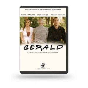 Gerald DVD movie in ASL by Mark Wood