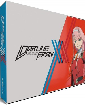 DARLING in the FRANXX: Part One (Limited Edition Blu-ray/DVD Combo)