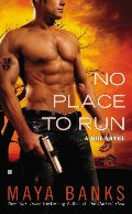 No Place to Run (A KGI Novel)
