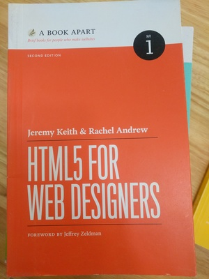 Book Apart - HTML5 for Web Designers (No.1), A