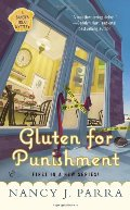 Gluten for Punishment (A Baker's Treat Mystery, No. 1)