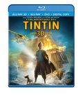Adventures of Tintin (Three-Disc Combo: Blu-ray 3D / Blu-ray / DVD / Digital Copy), The