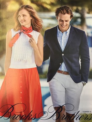 Brooks Brothers SUMMER 16