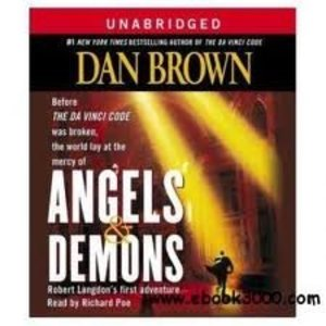 Angels and Demons Unabridged on 16 CDs