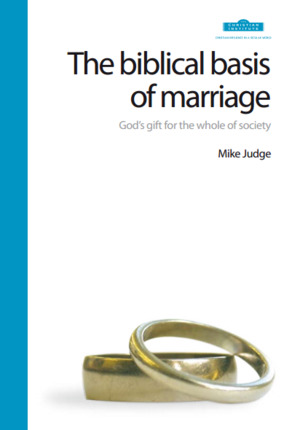 Biblical Basis of Marriage (Leaflet), The