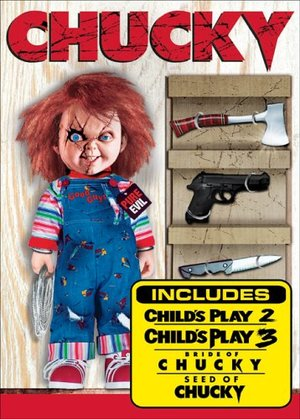 Chucky: The Killer DVD Collection