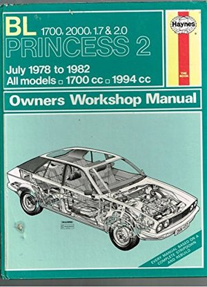 B. L. Princess 2 1978-82 Owner's Workshop Manual