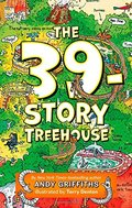 39-Story Treehouse (The Treehouse Books), The