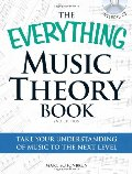 Everything Music Theory Book with CD: Take your understanding of music to the next level, The