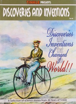 Discoveries And Inventions (Tinkle comics)
