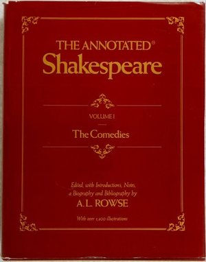 Annotated Shakespeare Vol 1