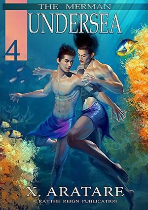Undersea Book 4 (M/M, Gay Merman Romance