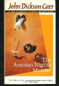Arabian Nights Murder/a Dr. Gideon Fell Mystery, The